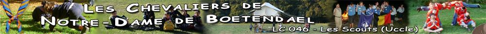 Unité ND de Boetendael 46ème Les Scouts – Bruxelles